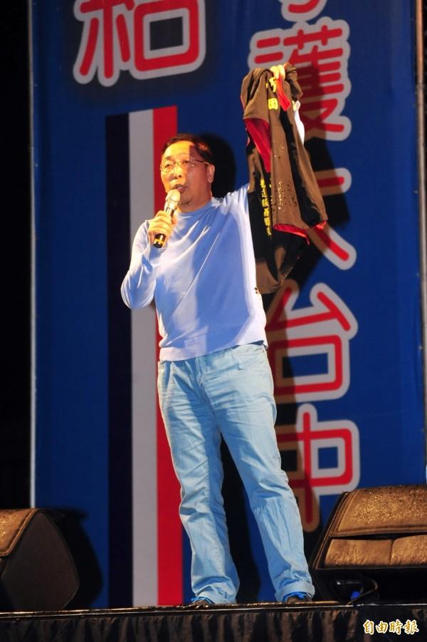 公共電視董、監事審查委員,名嘴唐湘龍入列。(資料照,記者廖耀東攝)