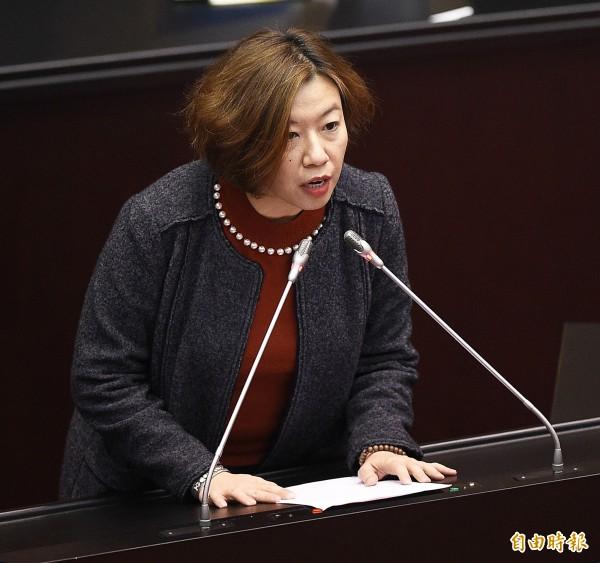 民進黨立委林靜儀今質詢指出,「台灣無毒世界協會」多次與政府合作培育反毒師資,其實就是山達基的分支,藉此宣傳反精神疾病的宗教思想,要求行政院防範。(資料照)