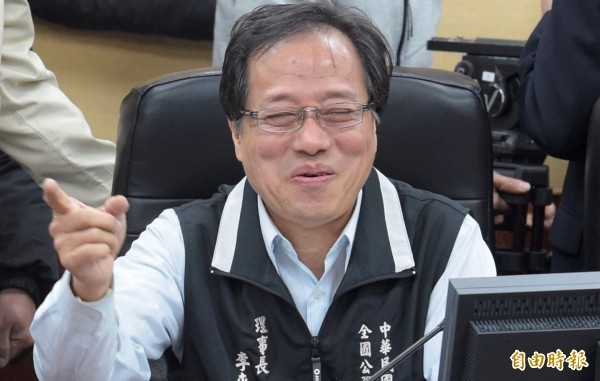 全國公務人員協會榮譽理事長李來希。(資料照)