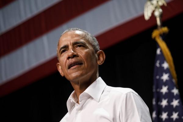 《恐懼:川普入主白宮》爆料,歐巴馬任內曾想對北韓發動攻擊,最後考慮到日韓可能遭報復作罷。(彭博)