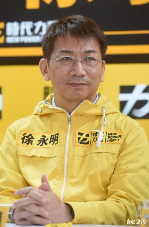 東吳大學政治系教授徐永明(見圖)等學者主張立法院對馬英九提出彈劾案。(資料照,記者簡榮豐攝)