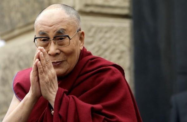 第14世達賴喇嘛。(路透)