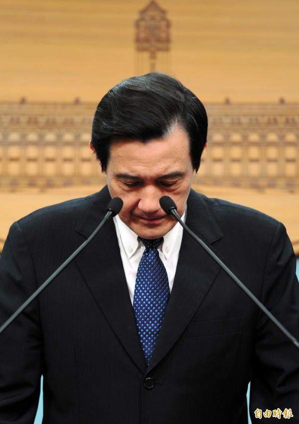 辛旗批評馬英九,由於他的拖延、對於問題沒有看到根本,讓台灣教育又出現文化「台獨」的高潮。(資料照,記者羅沛德攝)