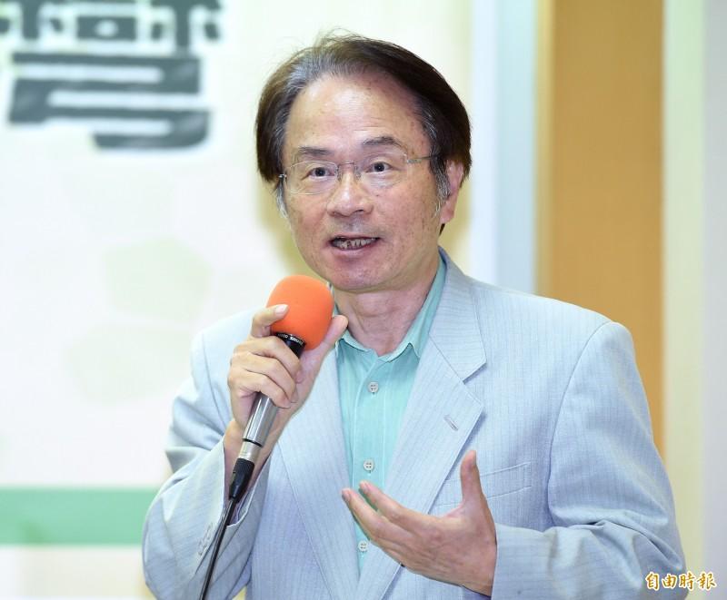 總統府宣布陳儀深接任國史館館長