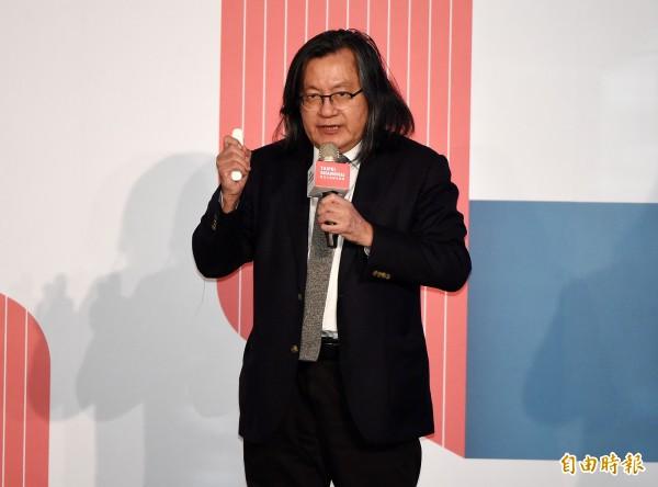 林洲民於臉書發文,表示4年來的成績「交由歷史評斷」,「改造台灣,就是我工作的本質」。(資料照)