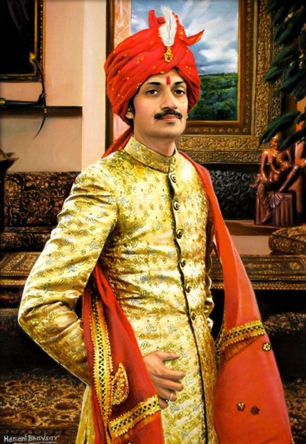 印度1名公開出櫃的王子也受邀現身遊行中,他表示歧視不該發生,並希望透過自己的經驗改變社會。(翻攝自維基百科)