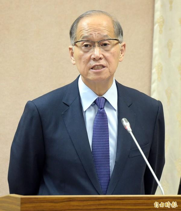 外交部長李大維。(資料照,記者黃耀徵攝)