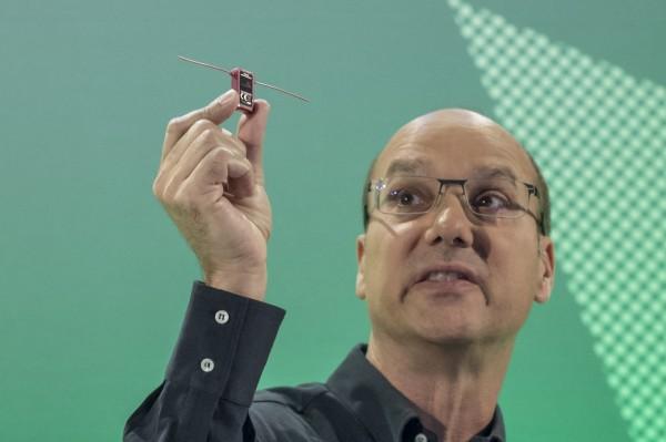 曾任職於Google的安卓之父安迪‧魯賓(Andy Rubin)近日遭爆料指出,魯賓離開Google的真正原因是因為與女性下屬有「不當關係」。(彭博社)