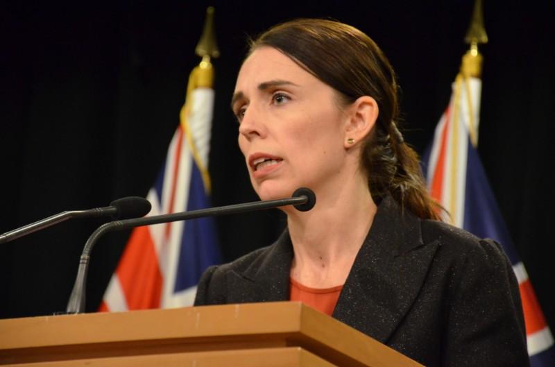 紐西蘭總理阿爾登(Jacinda Ardern)。(澳聯社)