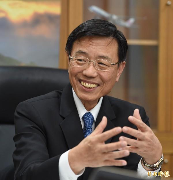 台灣鐵路管理局準局長張政源。(資料照)