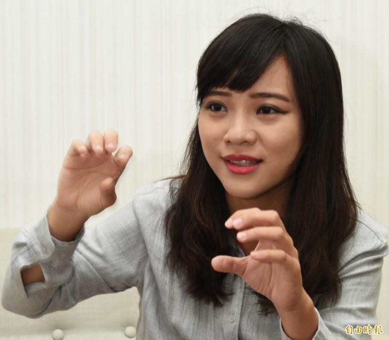 時代力量高雄市議員黃捷說,不在意韓國瑜過去的為人或花邊,強調韓在市政質詢狀況不好,才是需要檢討的地方。(資料照)