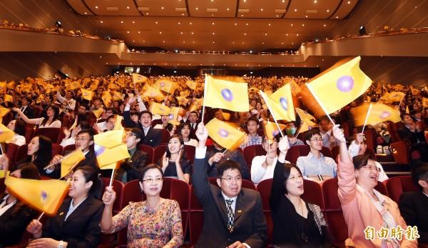 民國黨成立的目的是要救台灣政治亂象。(資料照,記者方賓照攝)
