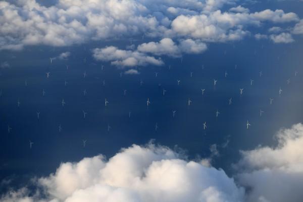 德國在今年1月1日創下紀錄,當天全國用電全來自再生能源。(法新社)