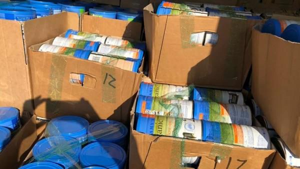 澳洲有華人竊盜集團在澳洲各大超市、藥局偷奶粉,得手後以原價2倍的價格賣到中國,做無本生意。(NSW POLICE)
