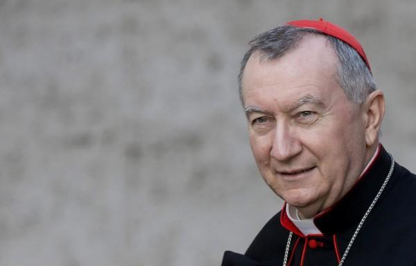 對於愛爾蘭通過同性婚姻合法化的結果,教廷國務卿直指「這是人類的挫敗。」(歐新社)