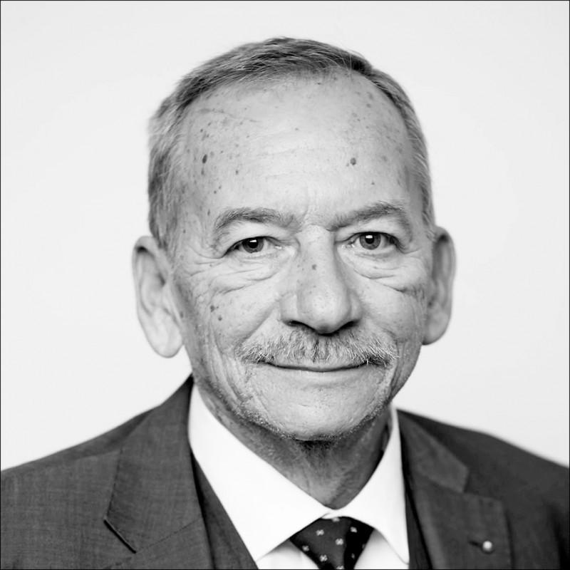 捷克參議院議長柯佳洛不幸於1月辭世。(圖片取自twitter.com/SenatCZ)