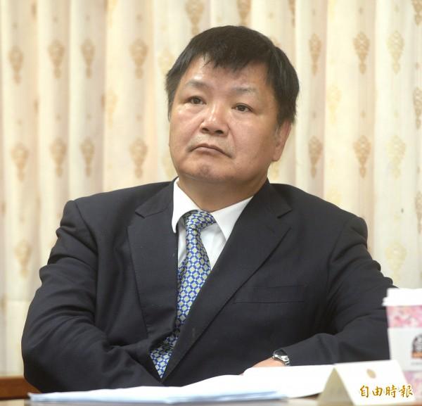 退輔會副主委李文忠(資料照)