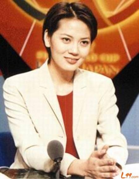 中國微博盛傳中國中央電視台的美女主播沈冰,因為吃「方便麵」(泡麵,周永康的代號),遭到逮捕。(圖擷取自網路)