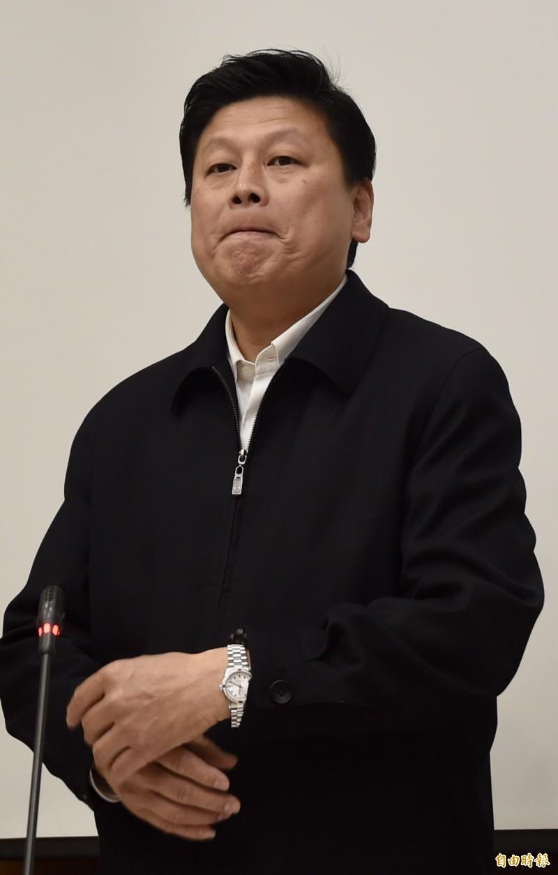 國民黨內盛傳,一位近期極力挺韓國瑜的地方大老已預訂立法院長寶座,據指出,被點名的就是前花蓮縣長傅崐萁,這也是第二場挺韓大會沒有立刻回防高雄、選在花蓮的原因。(資料照)