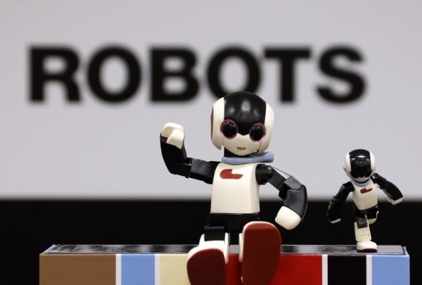 美聯社自去年夏天起,就利用機器人寫相關財經報導。圖與新聞無關。(資料照,彭博社)