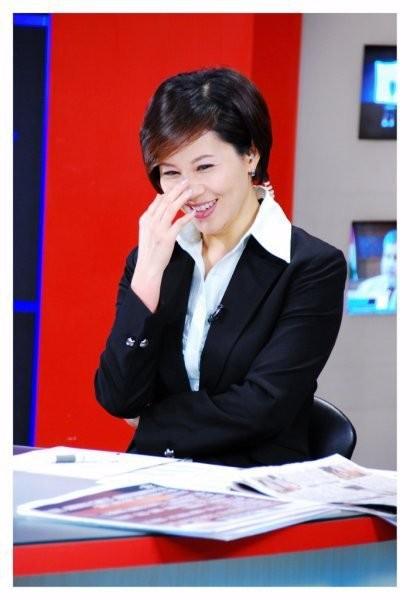 三立節目主持人呂惠敏。(圖取自呂惠敏臉書)