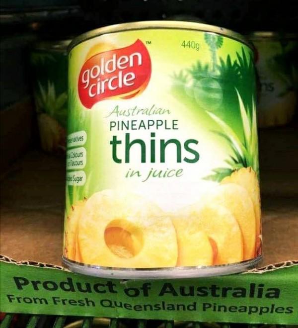 黃金圈是澳洲昆士蘭唯一的鳳梨罐頭工廠,如今卻決定關閉,使當地果農雪上加霜。(圖翻攝自「NQ Paradise Pines」臉書粉專)