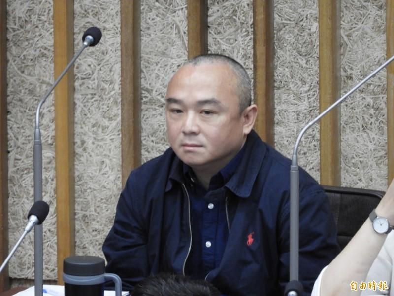 潘恒旭有意投入屏東第二選區立委選戰。(資料照)