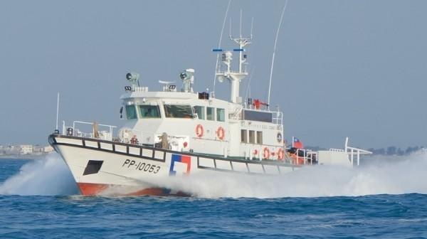 海巡署100噸級巡防艇。(圖:取自海巡署官網)