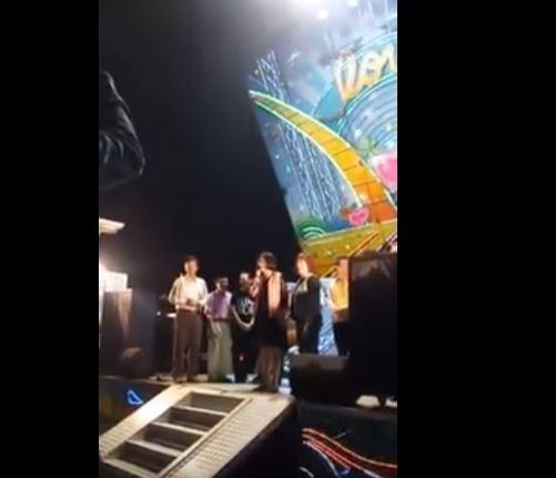 管碧玲在影片中公開坦承自己得過登革熱。(圖擷取自YouTube)