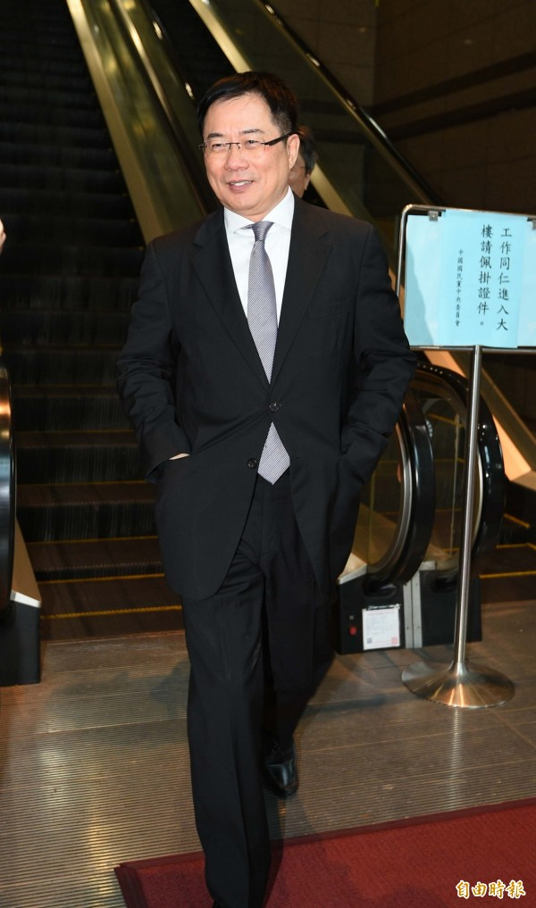 蔡正元表示,要求地方政府提出族群歧視解決方案「是我下令的」。(資料照,記者張嘉明攝)