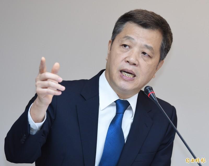 前勞動部長陳雄文將接任高雄市副市長。(資料照,記者廖振輝攝)