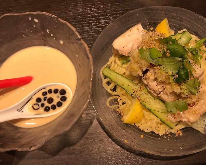 「珍奶沾麵」受日本人歡迎 台灣網友光想就崩潰