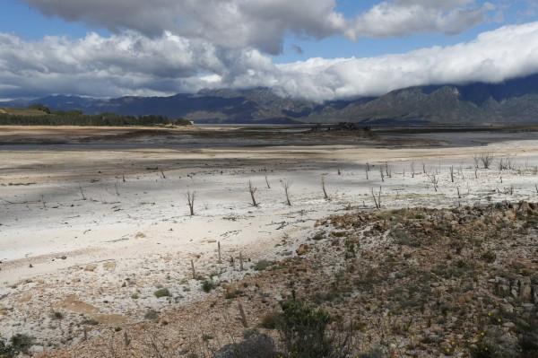 普敦卻缺水情況如果沒有好轉,3個月後可能就會無水可用。(歐新社)