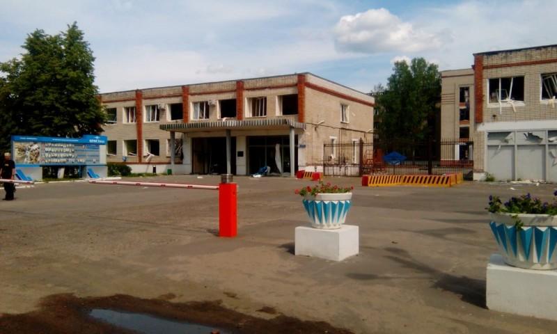俄國莫斯科附近一個軍工廠發生爆炸,85傷。(路透)