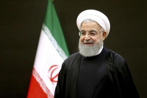 伊朗總統羅哈尼(Hassan Rouhani)昨(8)日表示,若是美國繼續對伊朗經濟制裁,伊朗將無法繼續反毒。(美聯社)