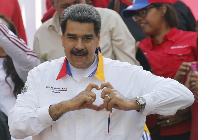 委內瑞拉總統馬杜羅政權不受歐美多國承認。(美聯社)