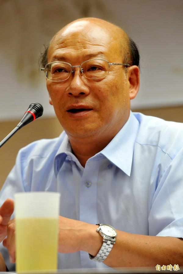 台灣大學法律學院教授李茂生。(資料照,記者簡榮豐攝)