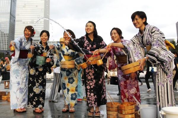 日本是著名的長壽國家。(資料照,美聯社)