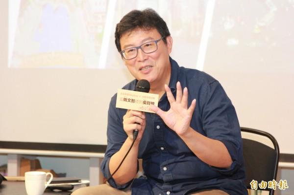 民進黨台北市長參選人姚文智。(資料照)