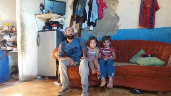 阿布杜希望能用善款幫助其他敘利亞難民。(圖片擷取自NBC新聞網)