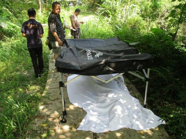 多年前性侵幼女的林姓男子原本昨天應報到發監執行,今天被發現已上吊身亡。(記者陳薏云翻攝)
