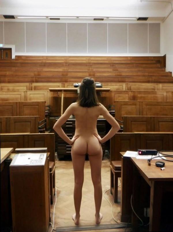 去年「美臀」大賽,入圍18強照片之一。(圖取自《鏡報》)