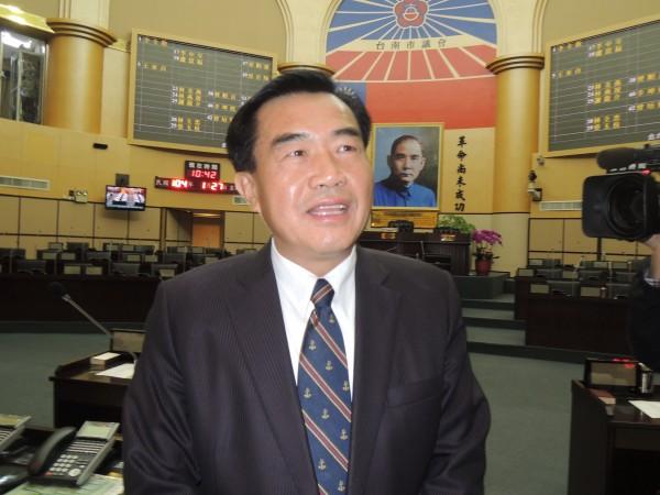 台南地檢署偵辦市議會議長賄選案,今天下午5時許,首度傳喚議長李全教。(資料照,記者蔡文居攝)