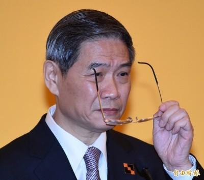 中國國台辦主任張志軍。(資料照,記者廖振輝攝)