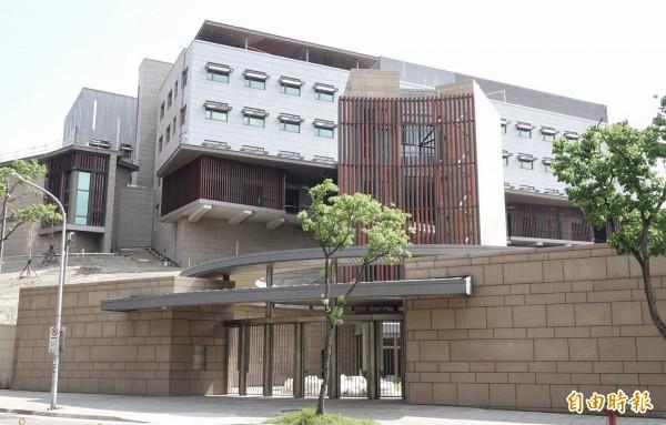 外交部指出,許多台灣的長期友人均順利連任,所以本次國會改選結果並不影響美國國會友台的態勢。圖為美國在台協會。(資料照)