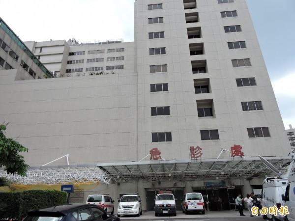 亞東醫院示意圖。(資料照)