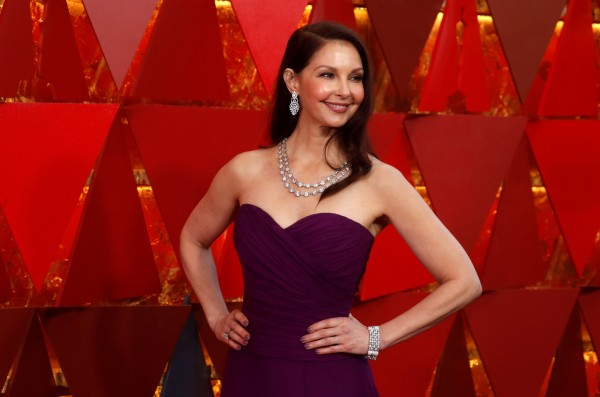 美國好萊塢女星艾希莉賈德(Ashley Judd),提告哈維溫斯坦涉及妨害名譽和性騷擾。(路透)