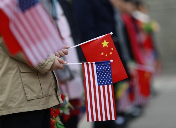 中國學者指出,若《台灣旅行法》通過,可能導致美中斷交。(歐新社)