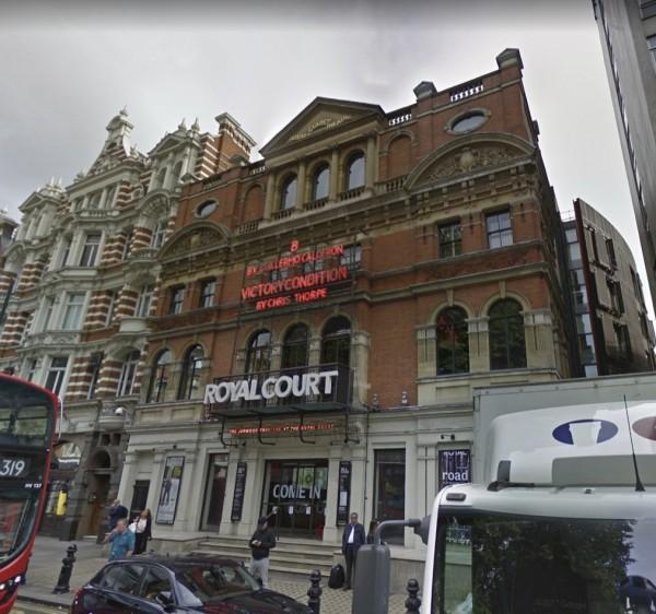 英國皇家劇院去年取消一齣有關西藏的戲劇在劇院上演,遭英國媒體披露,並以曼布克國際獎修改吳明益國籍的例子,抨擊中國審查不應對英國文化界伸手。(圖擷自Google地圖)