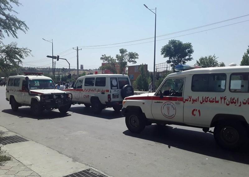 伊朗首都德黑蘭近期發現「救護車濫用」的問題,有錢人經常以高價雇用私家救護車當「計程車」用,藉此避開交通堵塞,消息報出後便引起當地民眾強烈不滿,要求伊朗政府進行管制。(圖僅示意。來源:法新社)
